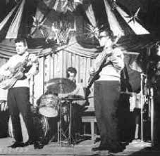 Eddy Duane & The Rebelettes