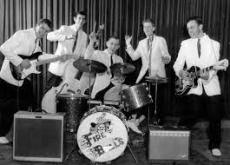 Gilmer Jimmy And The Fireballs