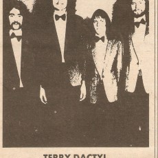 Dactyl Terry & The Dinosaurs