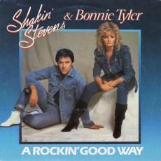 Shakin' Stevens & Tyler Bonnie